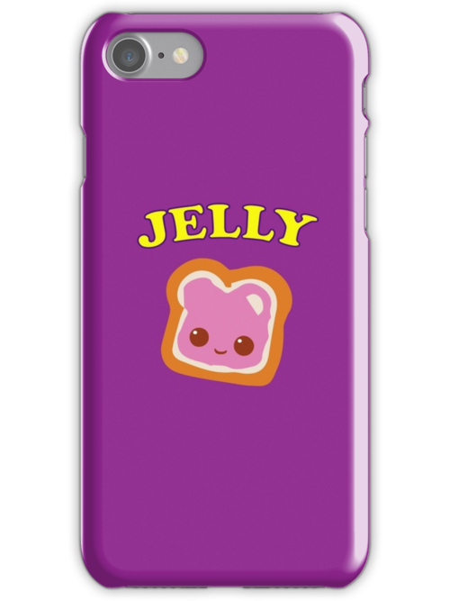 Couple - (Peanut Butter &) Jelly by sandywoo