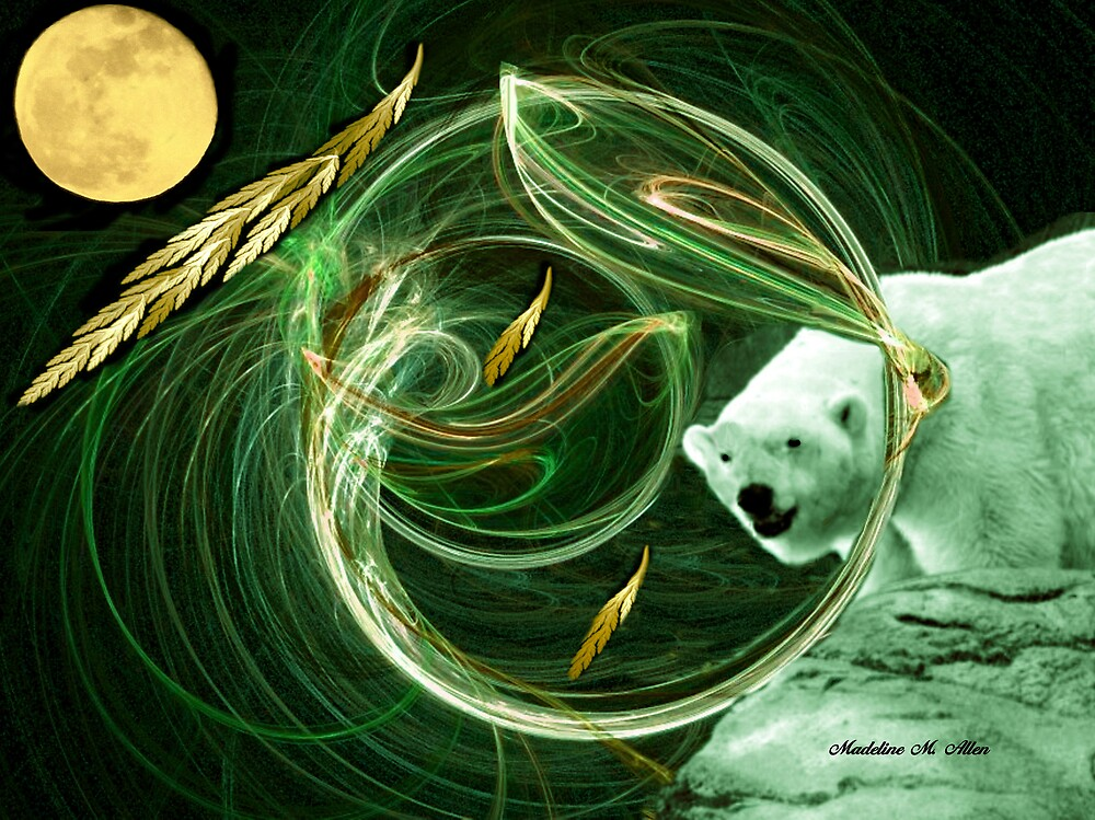 SPIRIT OF THE TUNDRA by Madeline M  Allen