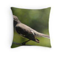 Heeere Birdie, Birdie Throw Pillow