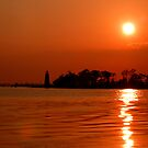 Madisonville Lighthouse by Michael Reimann