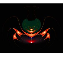 Insect fractal composition Photographic Print