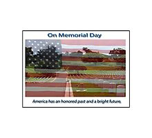 Memorial Day Photographic Print