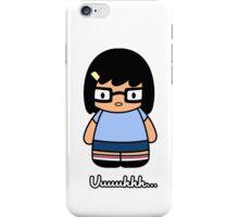 Hello....Uuuhh iPhone Case/Skin