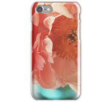 Paeonia #4 iPhone Case/Skin