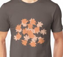 Maple leaves 2 Unisex T-Shirt