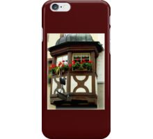 Window Box iPhone Case/Skin