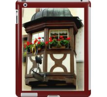 Window Box iPad Case/Skin