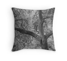 Branched Tree Throw Pillow