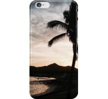 Bahia de los Muertos Sunset iPhone Case/Skin