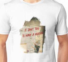 Murder Board Unisex T-Shirt