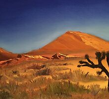 Joshua Tree by Justindferguson