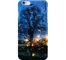 Dusk on a Rainy Day iPhone Case/Skin