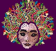 Medusa Bedazzled by Roger Swezey