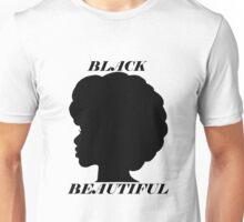 Black/Beautiful Unisex T-Shirt