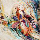 The Splash Of Life. Composition 1 by Elena Kotliarker