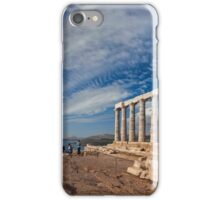 360 degrees in History iPhone Case/Skin