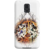 Kuroshitsuji (Black Butler) - Ciel, Sebastian, Claude and Alois [in Wonderland] Samsung Galaxy Case/Skin