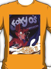 Foxy-o's T-Shirt
