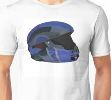 Halo 5 Recruit Helmet Unisex T-Shirt