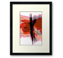 Antipodes Framed Print