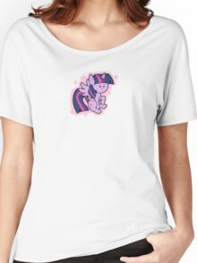 Chibi Twilight Sparkle Women's Relaxed Fit T-Shirt