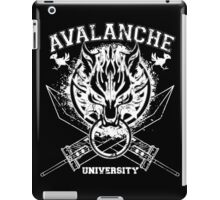 Avalanche University FVII iPad Case/Skin