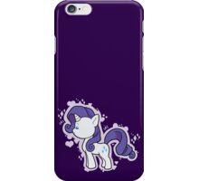 Chibi Rarity iPhone Case/Skin