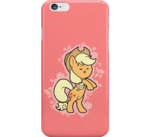 Chibi Applejack iPhone Case/Skin