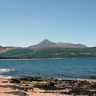 Brodick Bay by Andrew Ness - www.nessphotography.com