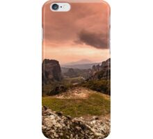 Dawn of the ages iPhone Case/Skin