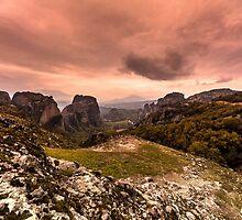 Dawn of the ages by Sotiris Papadimas