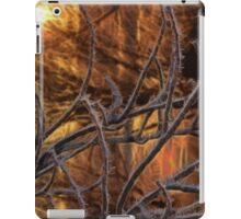 Fire In The Frost iPad Case/Skin