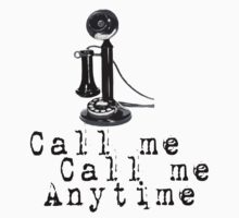 Call me by Stephanie  Williams