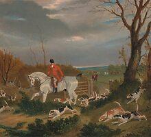 The Suffolk Hunt - John Frederick by BravuraMedia