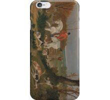 The Suffolk Hunt - John Frederick iPhone Case/Skin