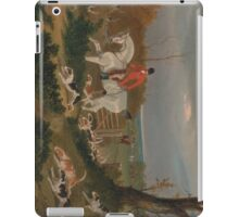 The Suffolk Hunt - John Frederick iPad Case/Skin