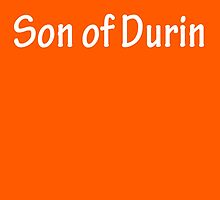 Sons of Durin - White by CoppersMama