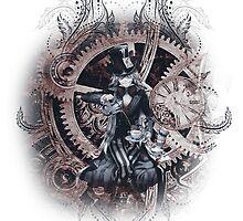 Kuroshitsuji (Black Butler) - Undertaker by IzayaUke