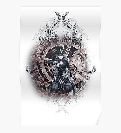 Kuroshitsuji (Black Butler) - Undertaker Poster