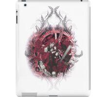 Kuroshitsuji (Black Butler) - Grell Sutcliff and Madame Red iPad Case/Skin