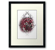 Kuroshitsuji (Black Butler) - Grell Sutcliff and Madame Red Framed Print