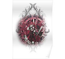 Kuroshitsuji (Black Butler) - Grell Sutcliff and Madame Red Poster