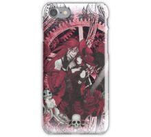 Kuroshitsuji (Black Butler) - Grell Sutcliff and Madame Red iPhone Case/Skin