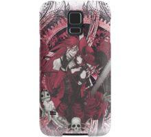Kuroshitsuji (Black Butler) - Grell Sutcliff and Madame Red Samsung Galaxy Case/Skin