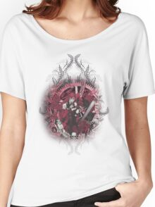 Kuroshitsuji (Black Butler) - Grell Sutcliff and Madame Red Women's Relaxed Fit T-Shirt