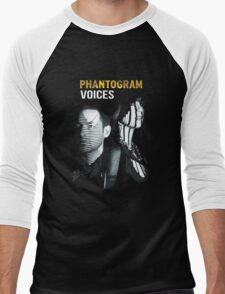 Phantogram Men's Baseball ¾ T-Shirt
