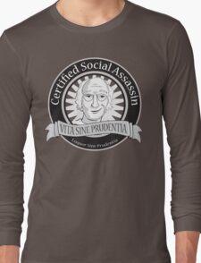 Certified Social Assassin T-Shirt