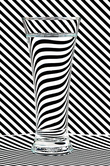 Striped Water by Steve Purnell