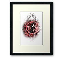 Kuroshitsuji (Black Butler) - Sebastian Michaelis Framed Print