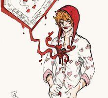 The Heart by Georginoschka